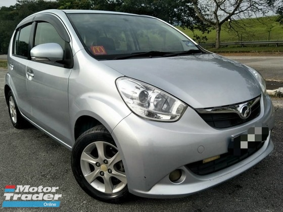 2013 PERODUA MYVI 1.3 EZI (M) TIP TOP LIKE NEW