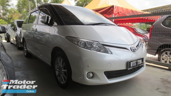 2014 TOYOTA ESTIMA PREVIA 2.4 AT