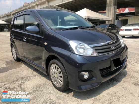 2013 PERODUA VIVA ELITE AT Good condition