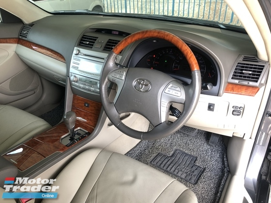 2011 TOYOTA CAMRY 2.4G LIMITED EDITION NAVI PACKAGE