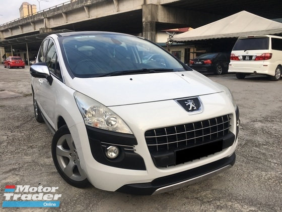2015 PEUGEOT 3008  PANAROMIC ROOF FULON