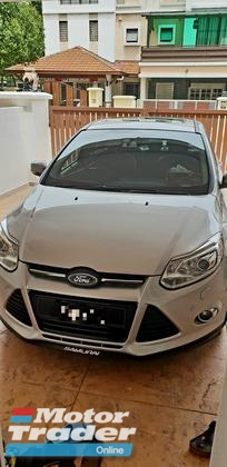 2013 FORD FOCUS 2.0 GHIA SEDAN