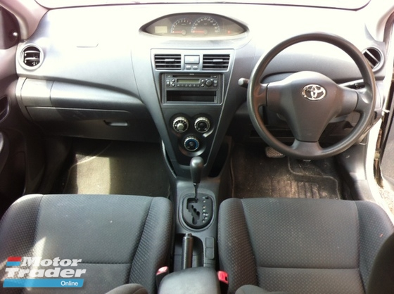 2010 TOYOTA VIOS Auto. One Lady Owner,Full Bodykit,Sport Rim,Tip Top Condition...