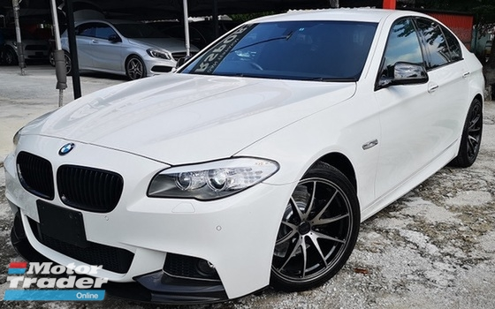 2013 BMW 5 SERIES 2013 BMW 523d MSPORT 2.0 (DIESEL) TWIN TURBO JAPAN SPEC UNREG SELLING PRICE ( RM 163000.00 NEGO  )