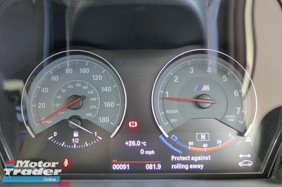 2017 BMW M2 3.0 TWIN TURBO BRAND NEW