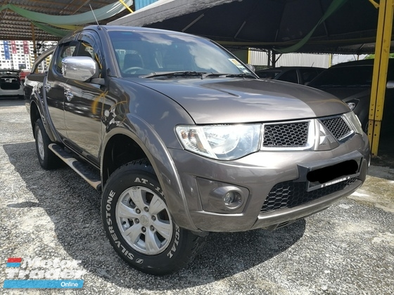 2010 Mitsubishi Triton 2 5 At Rm 42 800 Used Car For Sales In