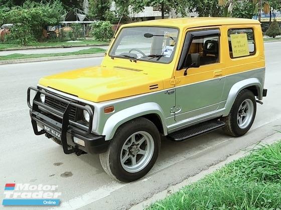 1988 SUZUKI JIMNY SJ410
