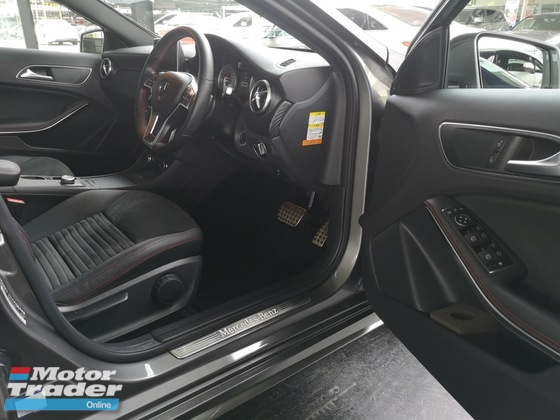 2015 MERCEDES-BENZ A-CLASS A180 1.6L UNREGISTERED