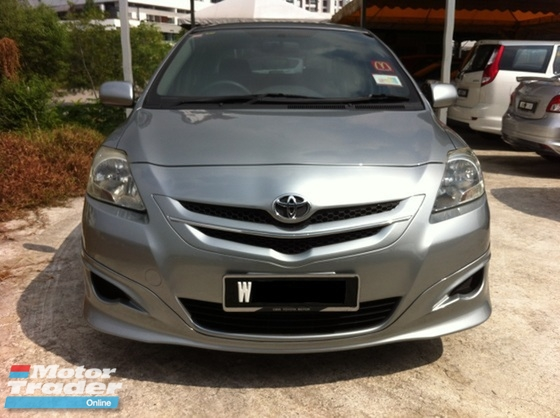 2011 TOYOTA VIOS 1.5 Manual.Full Body Kit,Airbag,Tip Top Condition,Accident Free…..