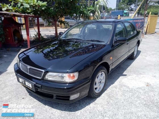 2000 NISSAN CEFIRO 2.0 (A)/ONE CAREFULL OWNER/NO REPAIR NEEDED/TIP TOP CONDITION