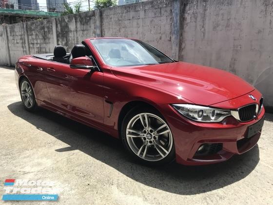 2014 BMW 4 SERIES 428I CABRIO MSPORT UK NEW UNREG