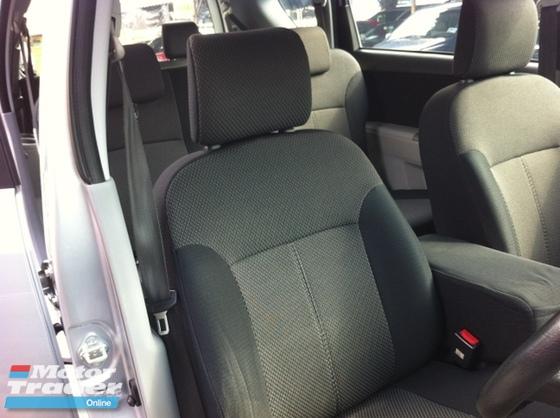 2011 PERODUA ALZA 1.5 EZI.One Lady Owner,Full Body Kit,Tip Top…..
