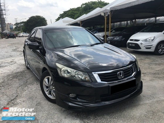 2011 HONDA ACCORD LADY OWNER FU LON OTR
