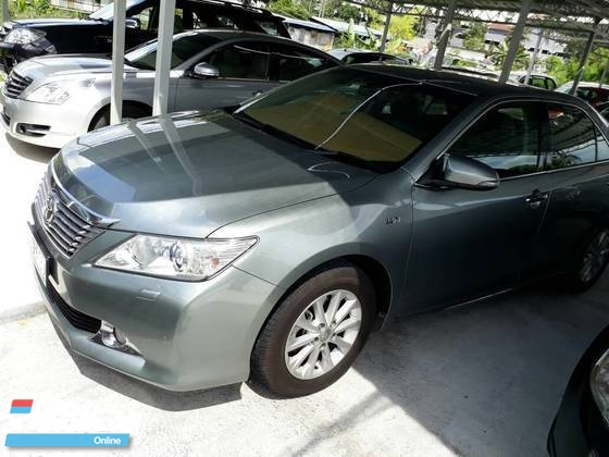 2014 TOYOTA CAMRY 2.0G New Facelift
