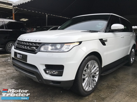 2014 LAND ROVER RANGE ROVER SPORT HSE LIMITED