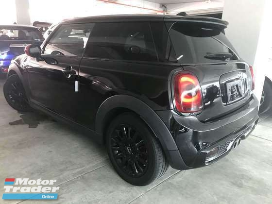 2015 MINI Cooper S 2.0 TURBO JAPAN SPEC EASY LOAN (5445)