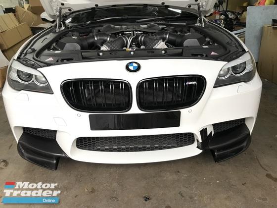 BMW F10 M5 Carbon Fiber Splitter AN Bodykit 2pcs  Exterior & Body Parts > Car body kits
