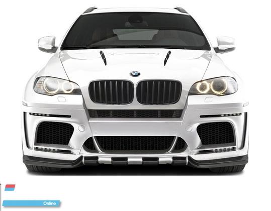 BMW X6 bodykit BMW x6 wide body BMW X6 m bodykit  Exterior & Body Parts > Car body kits