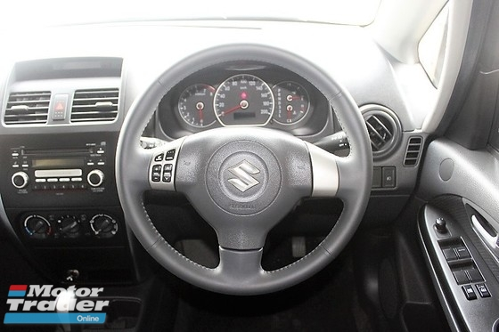 2008 SUZUKI SX4 1.6 (ACTUAL YR MADE 2008)