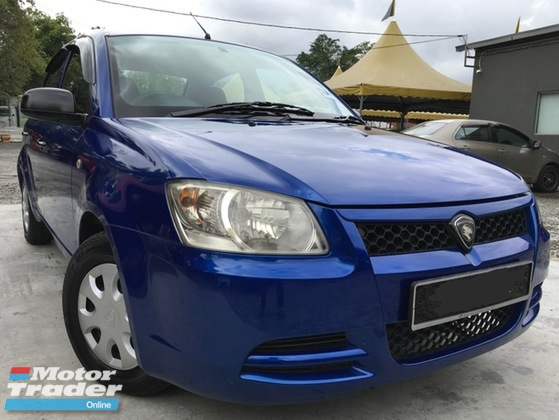 2010 PROTON SAGA SAGA 1.3 BLM ONE OWNER FULL SERVICE RECORD ORIGINAL PAINT