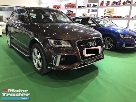 Audi Q5 Bodykit Audi RSQ5 Bodykit Exterior & Body Parts > Car body kits