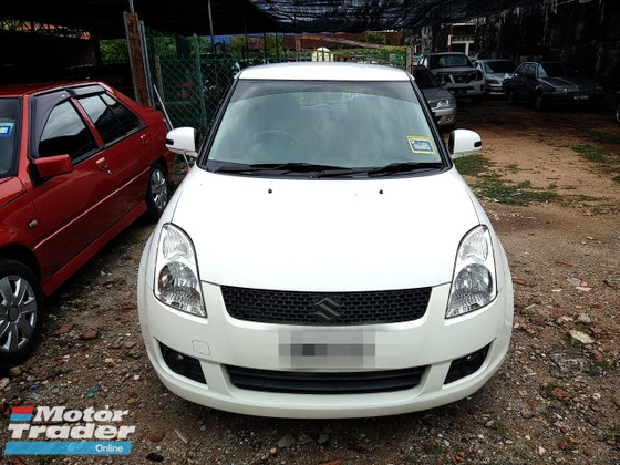 2011 SUZUKI SWIFT 1.5 FULL Spec(AUTO)2011 Only 1 UNCLE Owner, 73K Mileage, TIPTOP, ACCIDENT-Free, DIRECT-Owner, NEGOTIABLE with KEYLESS PUSH-Start