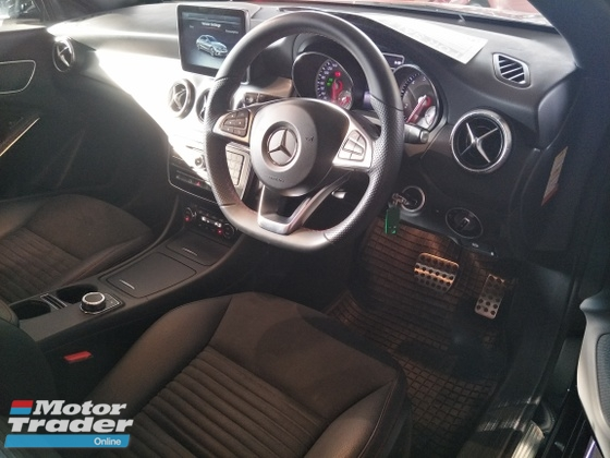 2015 MERCEDES-BENZ CLA 180 1.6 TURBO XENON DAYTIME LED SYSTEM MEMORY SEATS