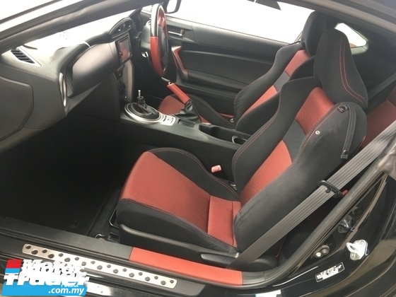 2016 TOYOTA 86 Unreg Toyota GT86 2.0 Boxter Engine (A) Paddle Shift Push Start Keyless 6Speed SST Deduction