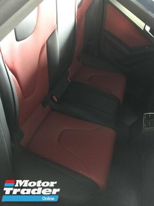 2015 AUDI S5 Unreg Audi S5 3.0 Supercharge S Line 2 Tone leather seats Paddle Shift