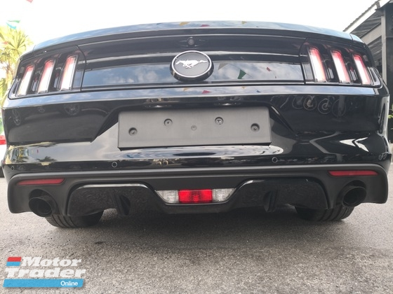 2016 FORD MUSTANG 2.3 ECOBOOST SHAKER SURROUND
