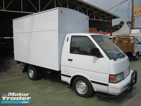 2010 Nissan Vanette PGC22 Box