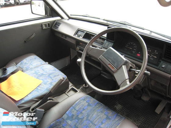 2009 nissan PGC22 Pasar Malam with Stainless Steel Floorboard