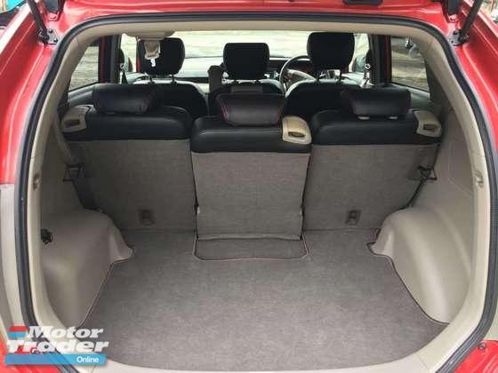 2005 HONDA EDIX 1.7 new car...import baru dr Jepun.