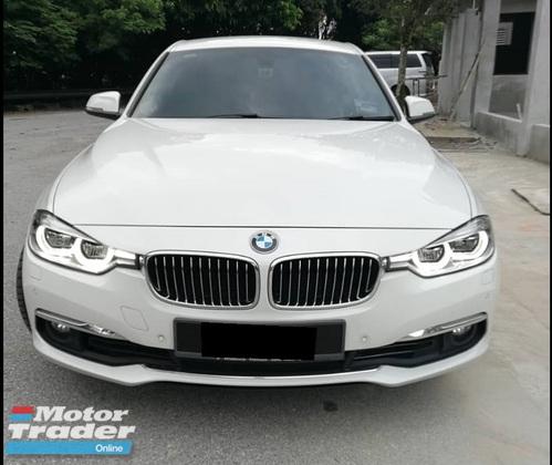2015 BMW 3 SERIES 318i LUXURY LINE