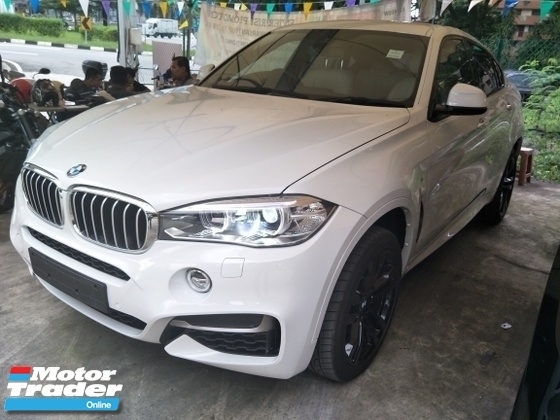 2016 BMW X6 3.0 50D MEMORY LEATHER SEATS 20 RIM 1 YEAR WARRANTY