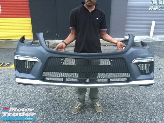 Mercedes benz W166 ML63 AMG Bodykit Exterior & Body Parts > Car body kits