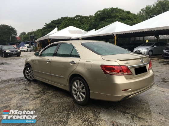 2008 TOYOTA CAMRY NEW FACELIFT FU LON 1 LADY
