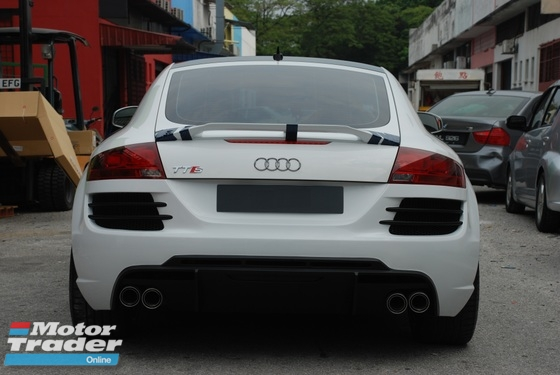 Audi TT Bodykit Prior design TTRS bodykit   Exterior & Body Parts > Car body kits