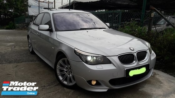 2009 BMW 5 SERIES 525I M-SPORTS PACKAGE SUNROOF