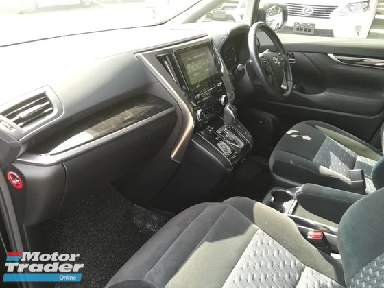 2015 TOYOTA VELLFIRE 2.5ZA EDITION JBL PRECRASH UNREGISTERED