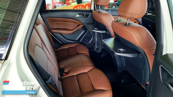 2014 MERCEDES-BENZ B-CLASS CBU BlueEFCY TURBOCHARGE FAMILY MINI SUV