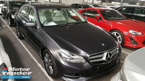 2013 MERCEDES-BENZ E-CLASS E250 AVANTGARDE Facelift \