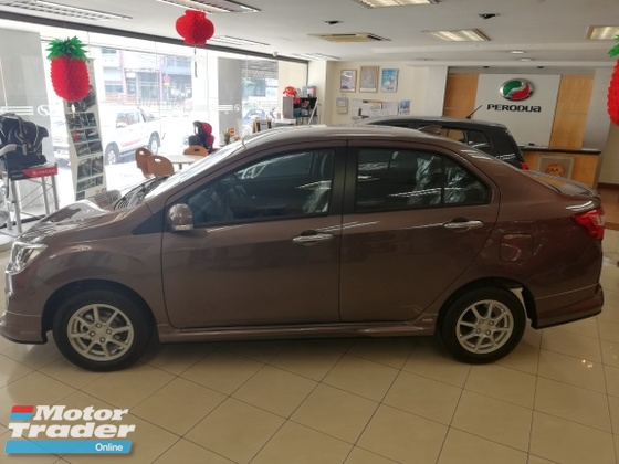 2018 PERODUA BEZZA BEZZA 1.3 BEST OFFER