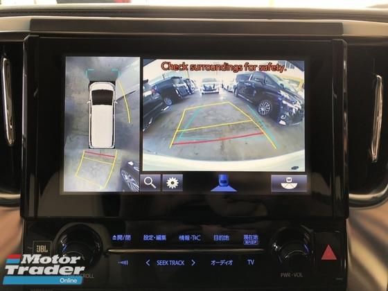2015 TOYOTA VELLFIRE 3.5 Executive Lounge EL Full Spec Unreg Modellista JBL Sunroof 4 Camera Pre Crash No GST