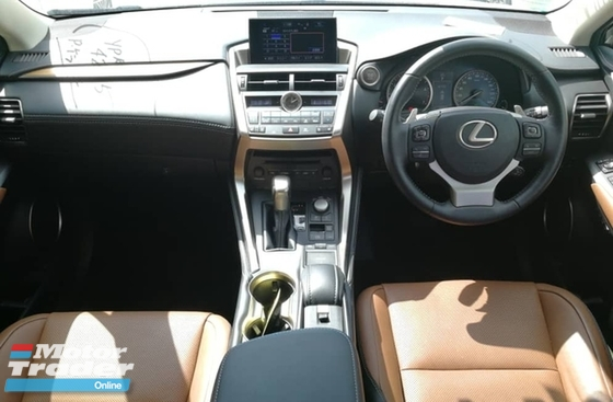 2015 LEXUS NX 2015 Lexus NX200T Ver L Full Leather Power Boot Side & Reverse Camera Unregister for sale
