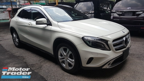 2014 MERCEDES-BENZ GLA 2.0 GLA SPORT PACKAGE