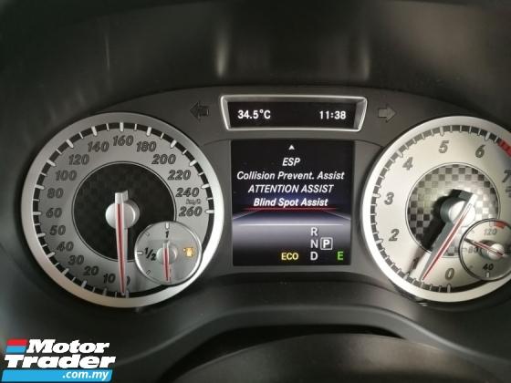 2014 MERCEDES-BENZ A-CLASS A180 AMG 100th Unreg