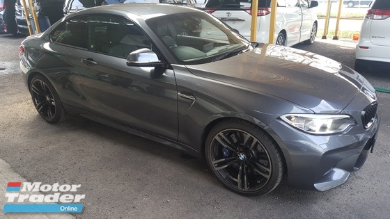2016 BMW M2 3.0 COUPE Full Spec
