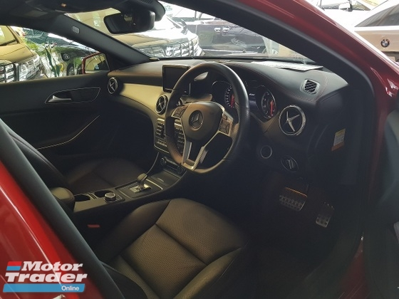 2015 MERCEDES-BENZ GLA 45 AMG 2.0 Memory Seat Power boot Unregistered
