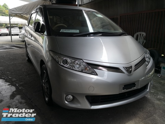 2014 TOYOTA ESTIMA 2.4/X EDITION /JAPAN /UNREG